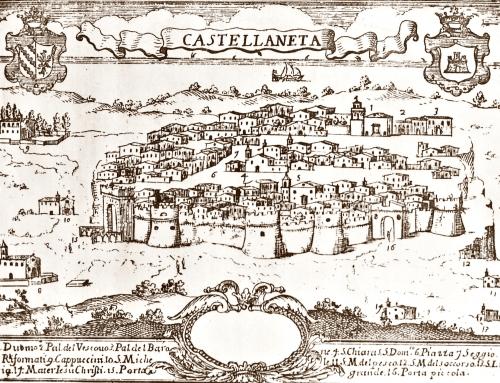La Dogana della Mena delle Pecore a Castellaneta *