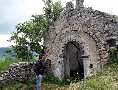Tratturo dei Greci: vincolo di tutela per la Cappella Madonna del Cupo di Acerenza