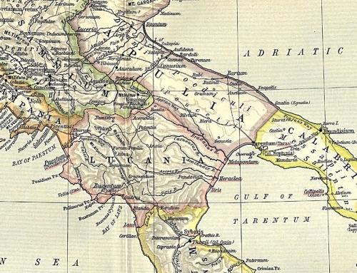Gli antichi popoli del tratturo e della Via Appia