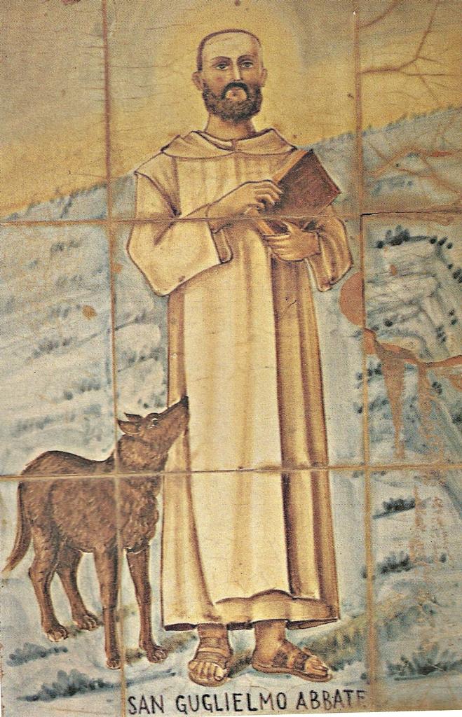 Il Cammino di San Guglielmo da Vercelli